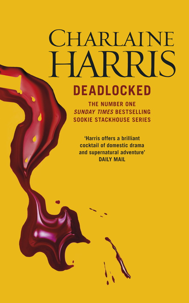 Deadlocked A True Blood Novel
