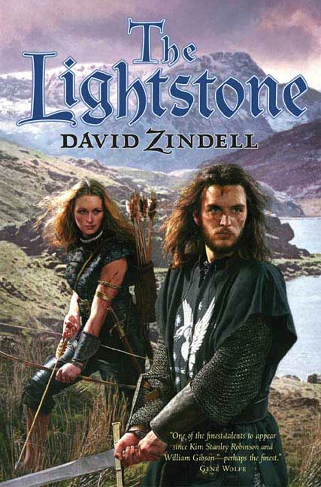 The Lightstone By: David Zindell