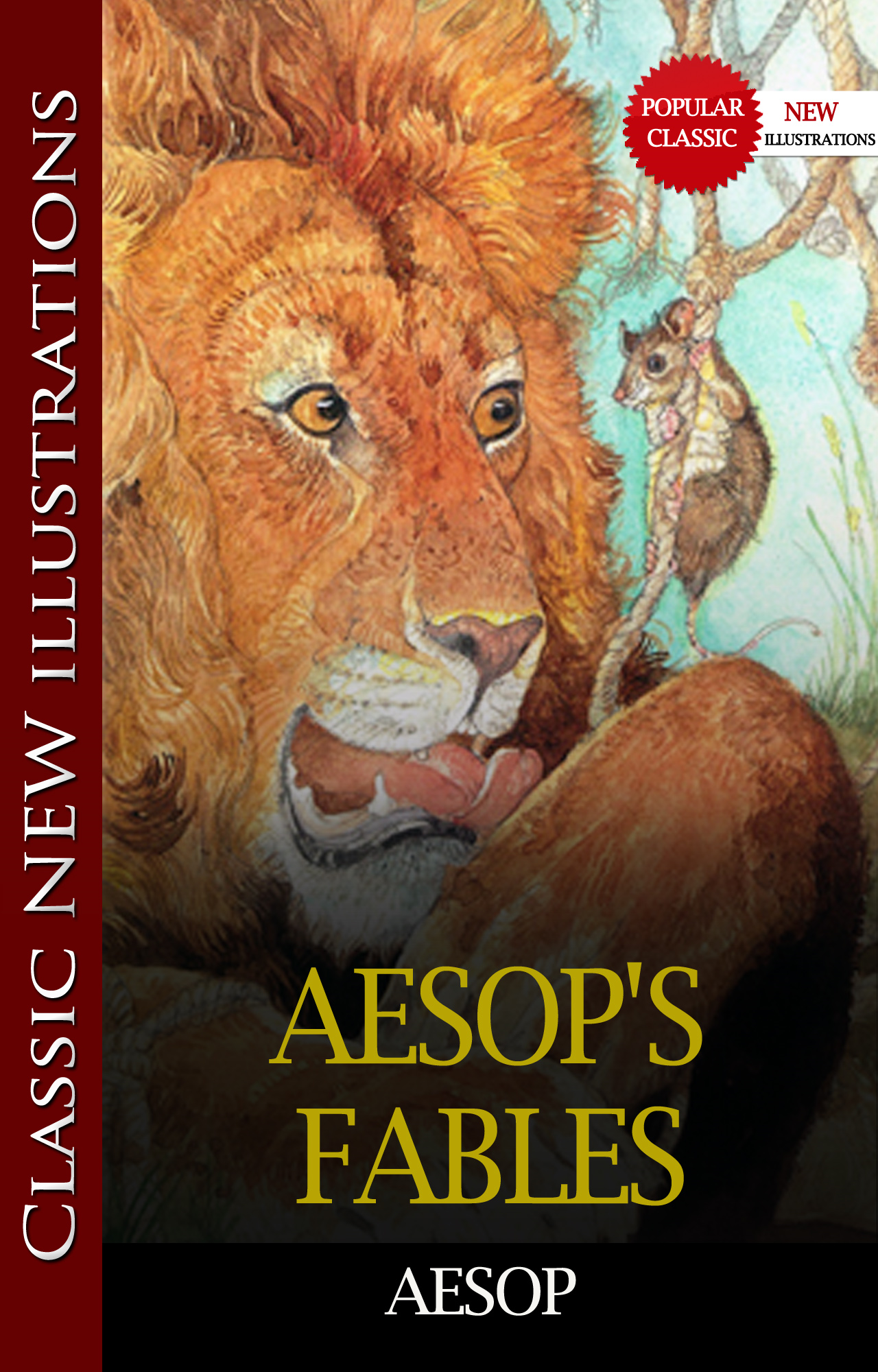 AESOP'S FABLES  Popular Classic Literature By: Aesop