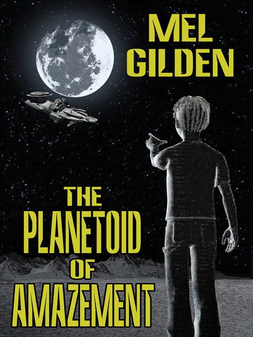 The Planetoid of Amazement: A Science Fiction Novel