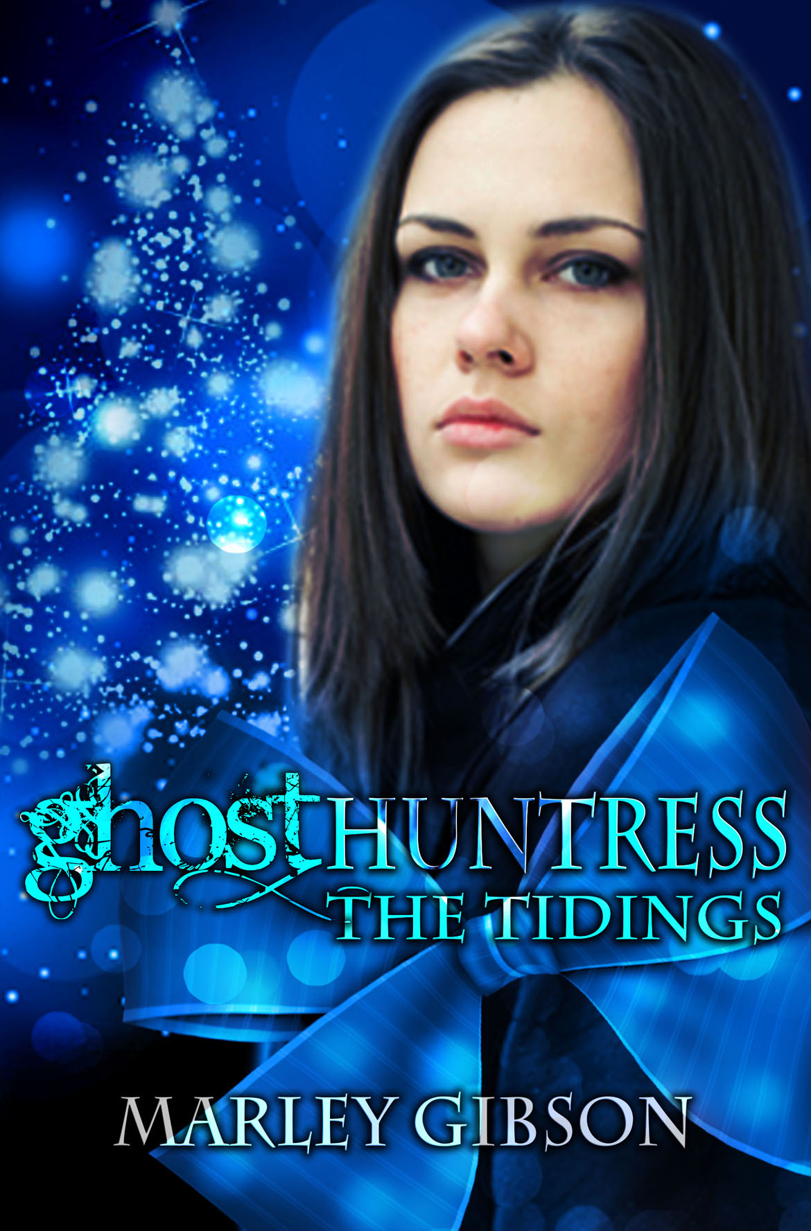 Ghost Huntress: The Tidings (A Christmas Novella)