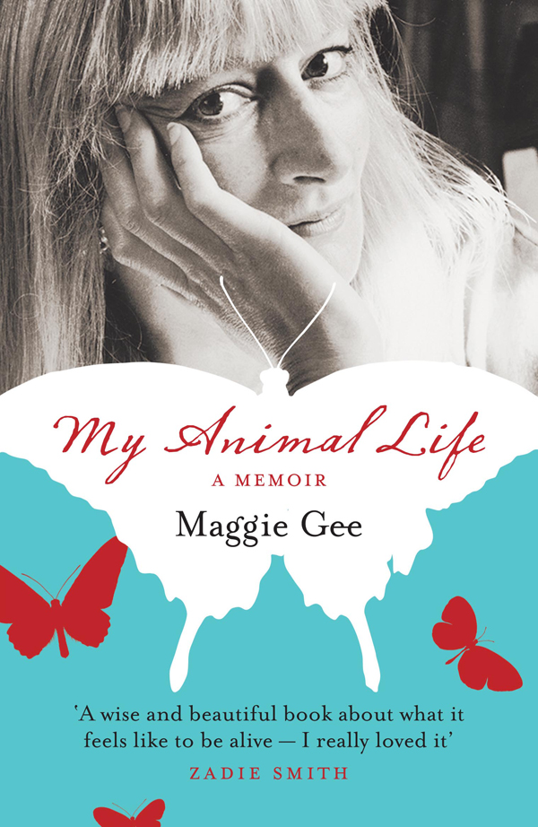 My Animal Life By: Maggie Gee