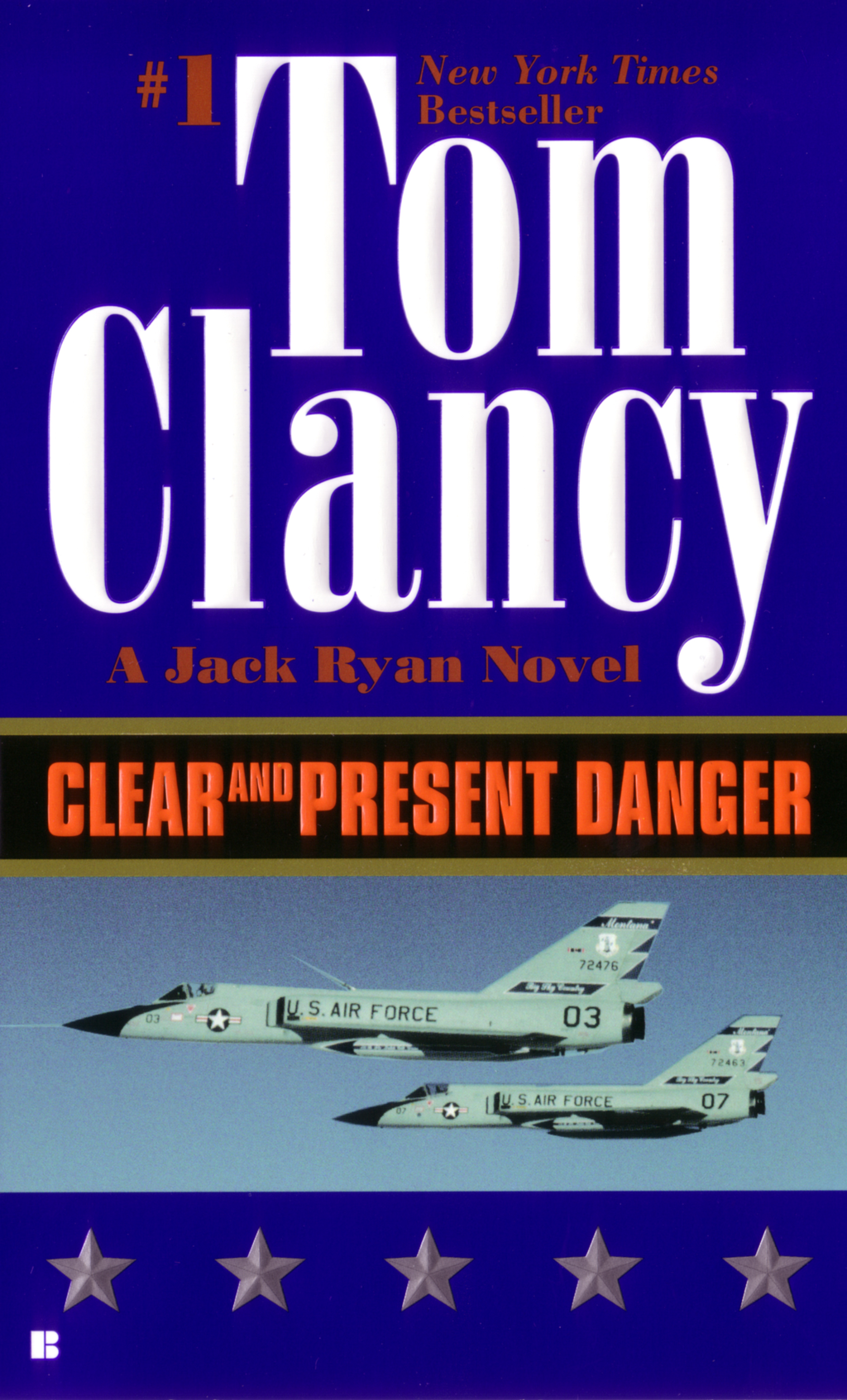 Clear and Present Danger By: Tom Clancy