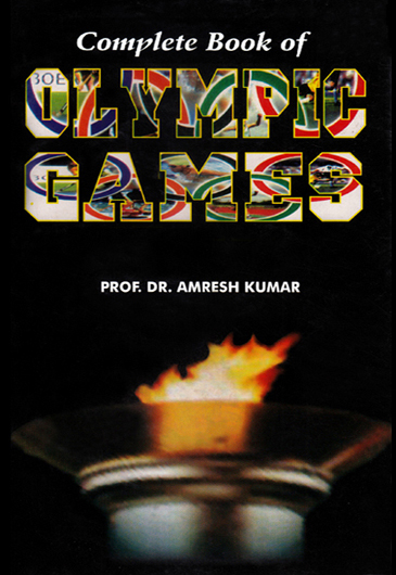 Complete Book of Olympic Games