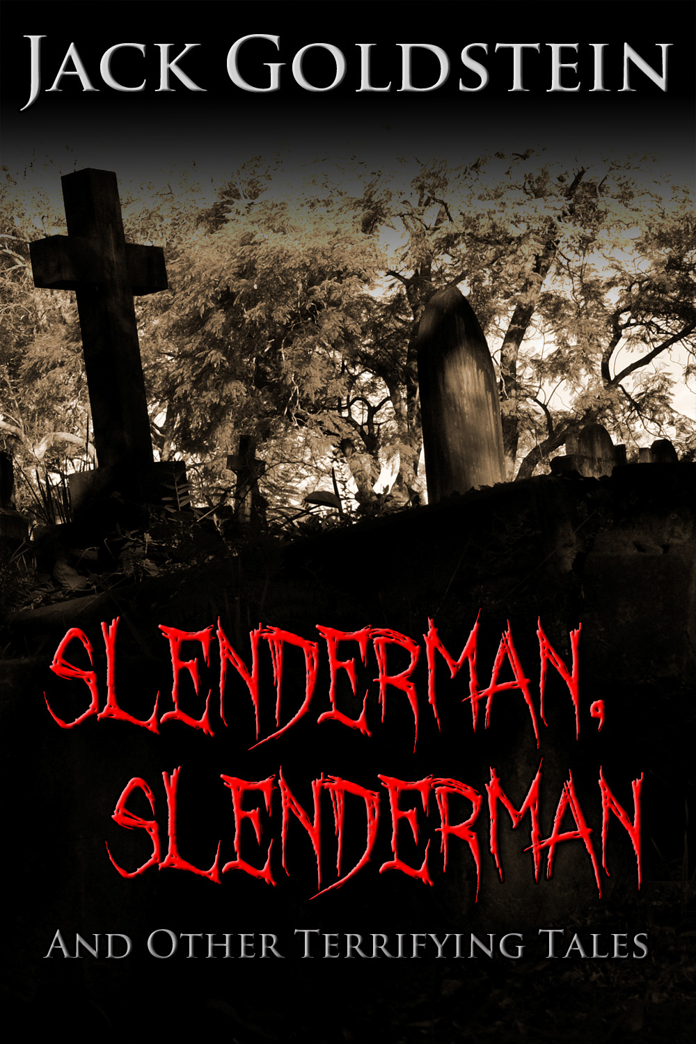 Slenderman, Slenderman - And Other Terrifying Tales By: Jack Goldstein