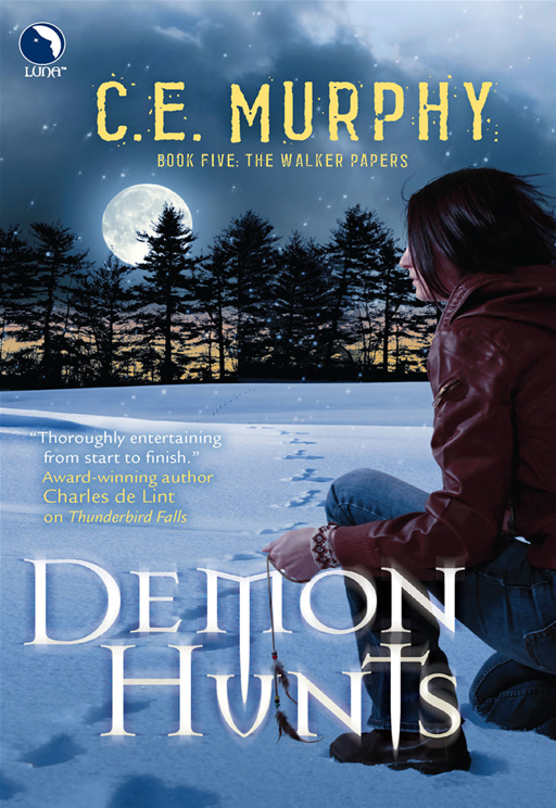 Demon Hunts By: C.E. Murphy