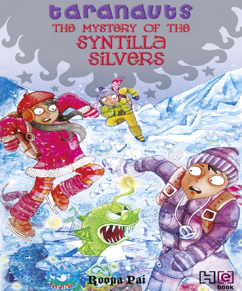 The Mystery of the Syntilla Silvers