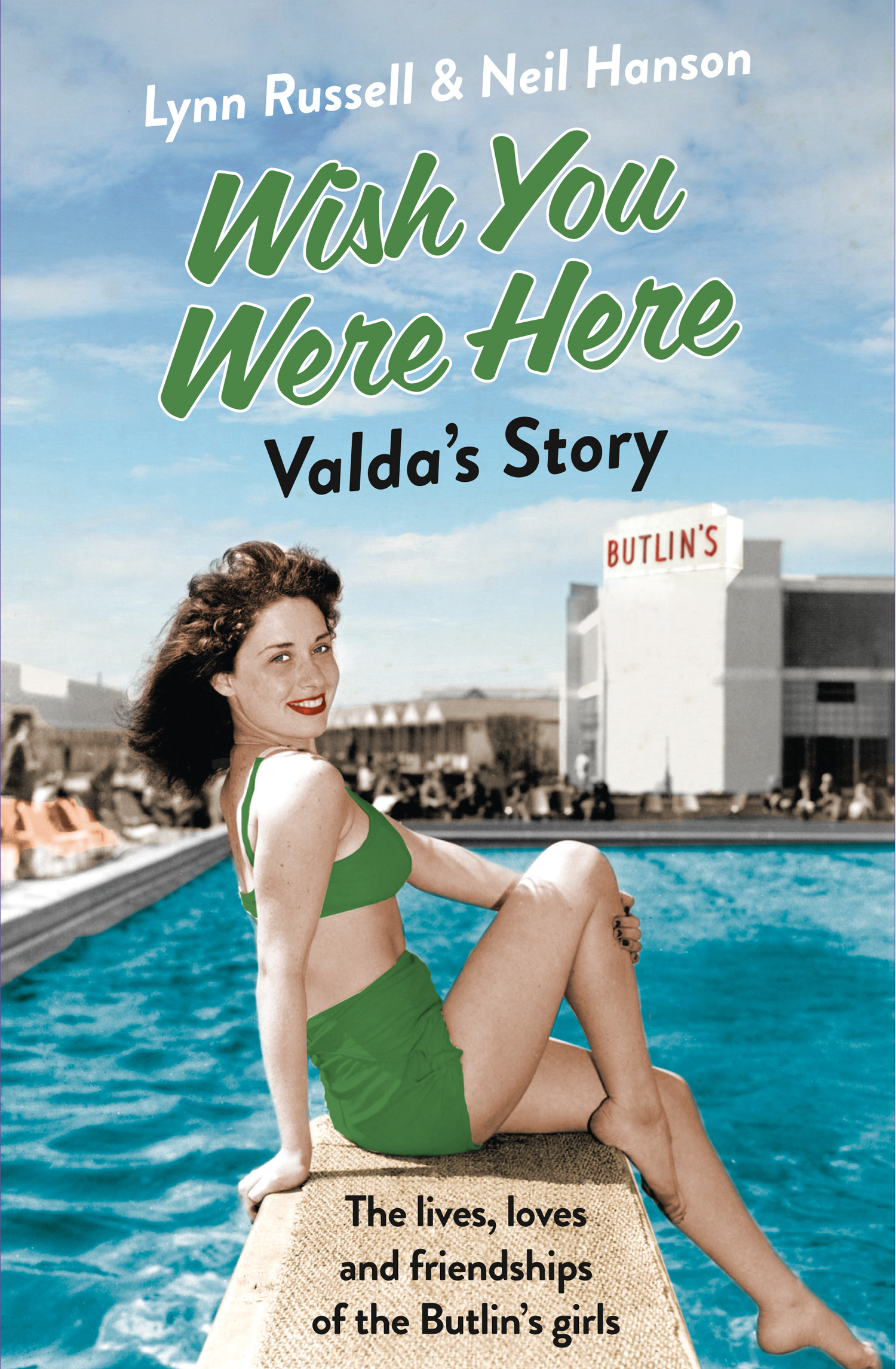 Valda?s Story (Individual stories from WISH YOU WERE HERE!,  Book 4)