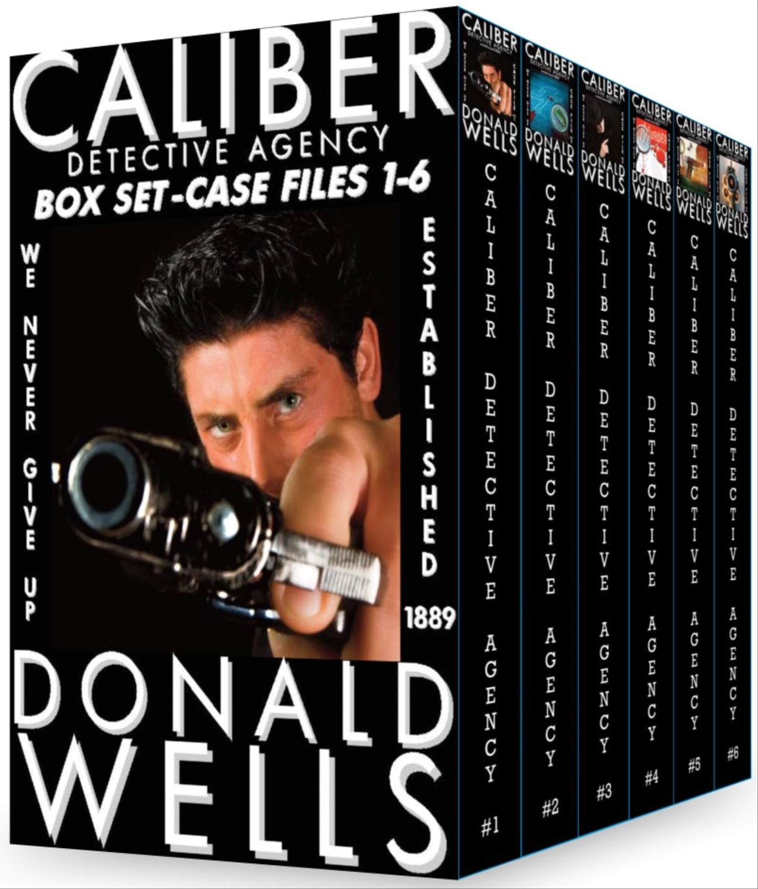 Caliber Detective Agency - Box Set - Case Files 1-6