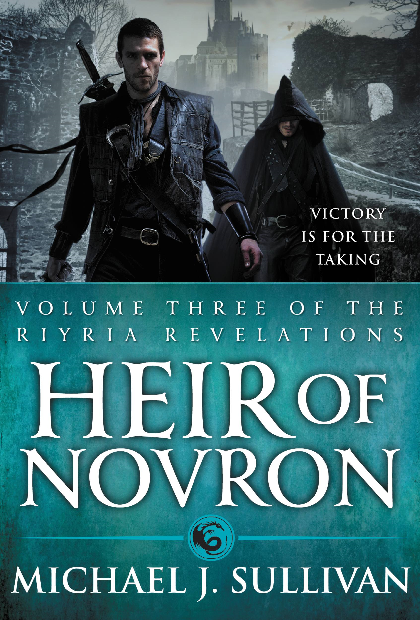 Heir of Novron By: Michael J. Sullivan