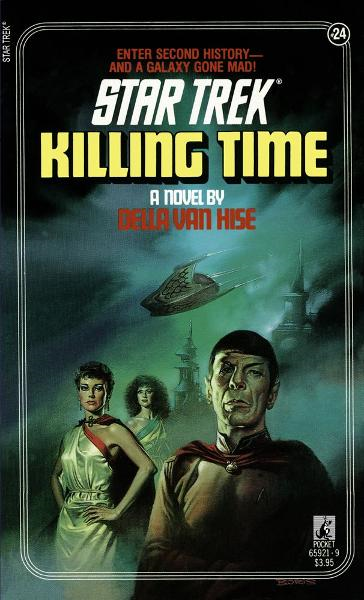 Killing Time By: Della Van Hise