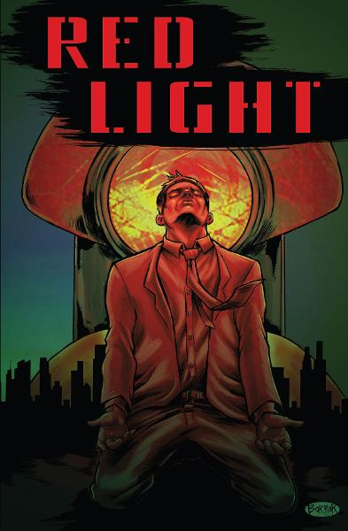 Red Light [Graphic Novel] By: Devin Hylton, Alex De-Gruchy, Chris Campanozzi, Breno Girafa, Christopher Moscerall