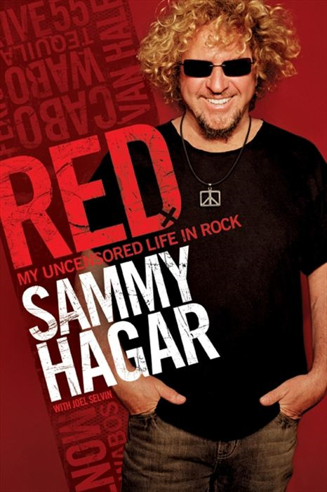 Red By: Sammy Hagar