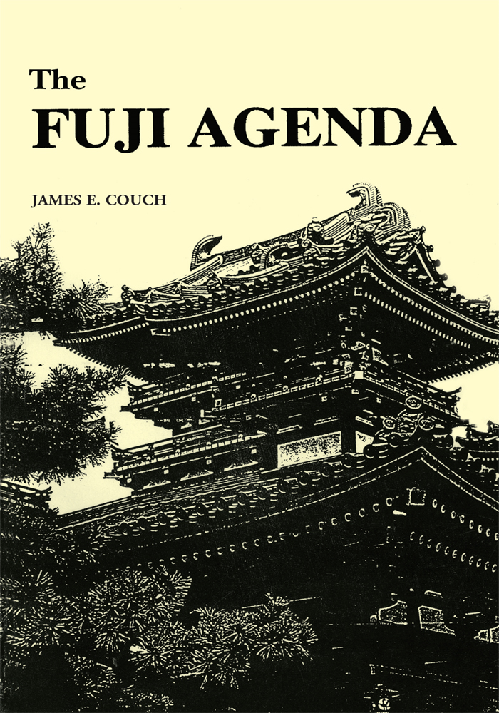 Cover Image: The Fuji Agenda