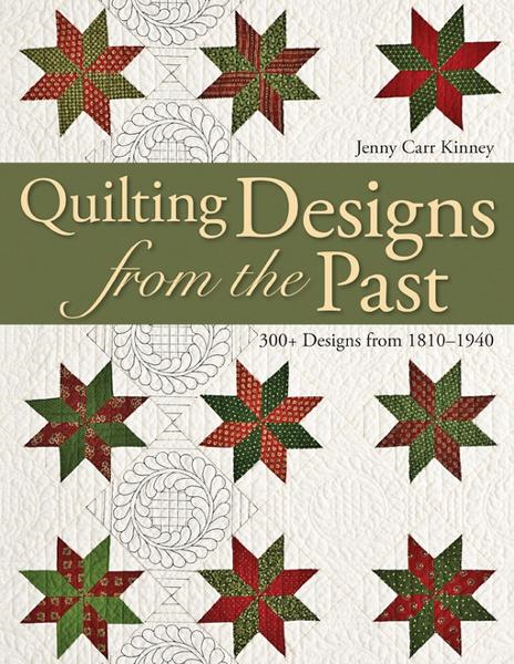 Quilting Designs From The Past: 300+ Des