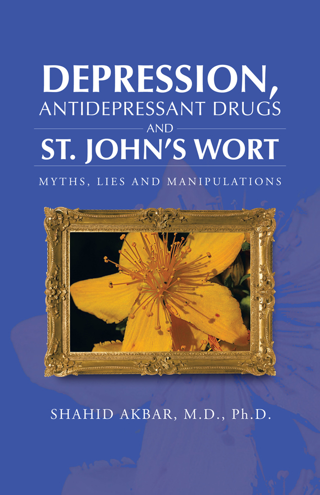Depression, Antidepressant Drugs and St. John's Wort