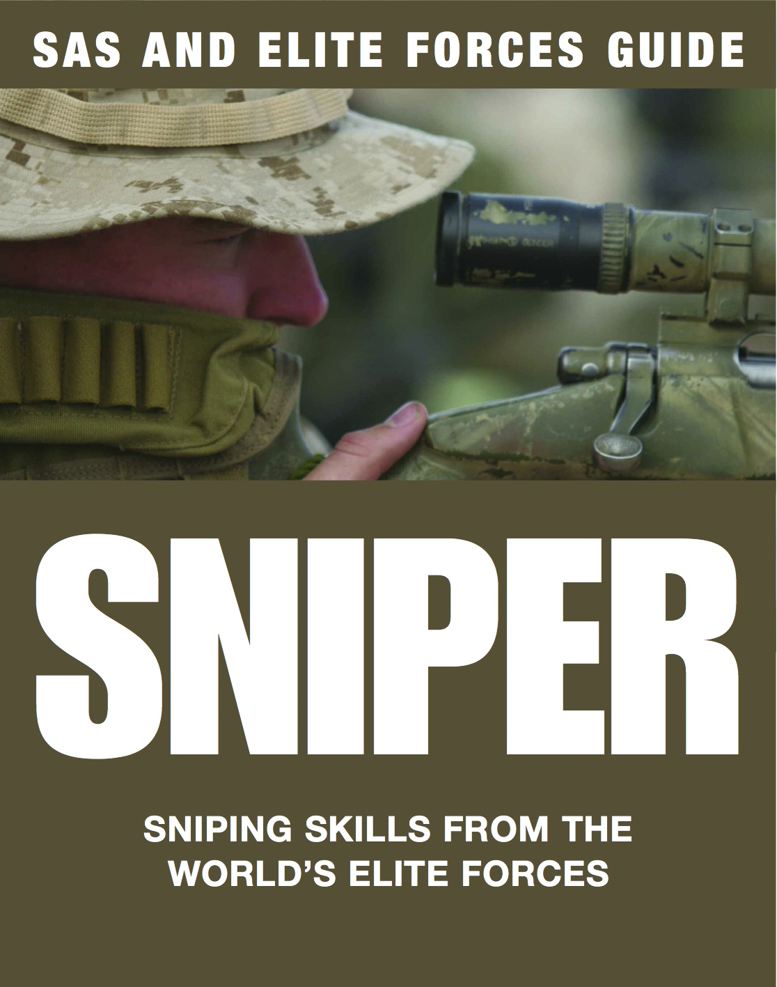 Sniper By: Martin J Dougherty