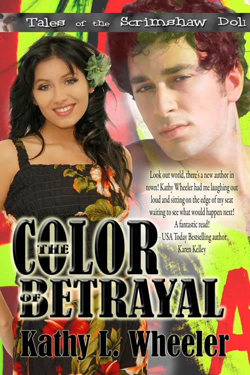 Kathy L. Wheeler - The Color of Betrayal