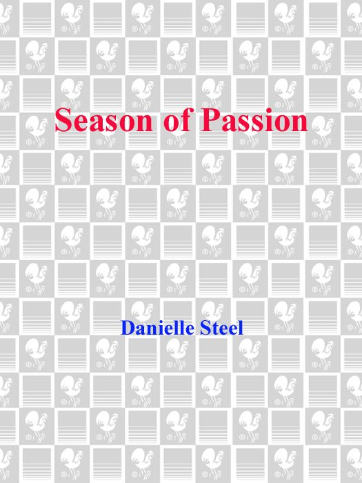 Season of Passion By: Danielle Steel