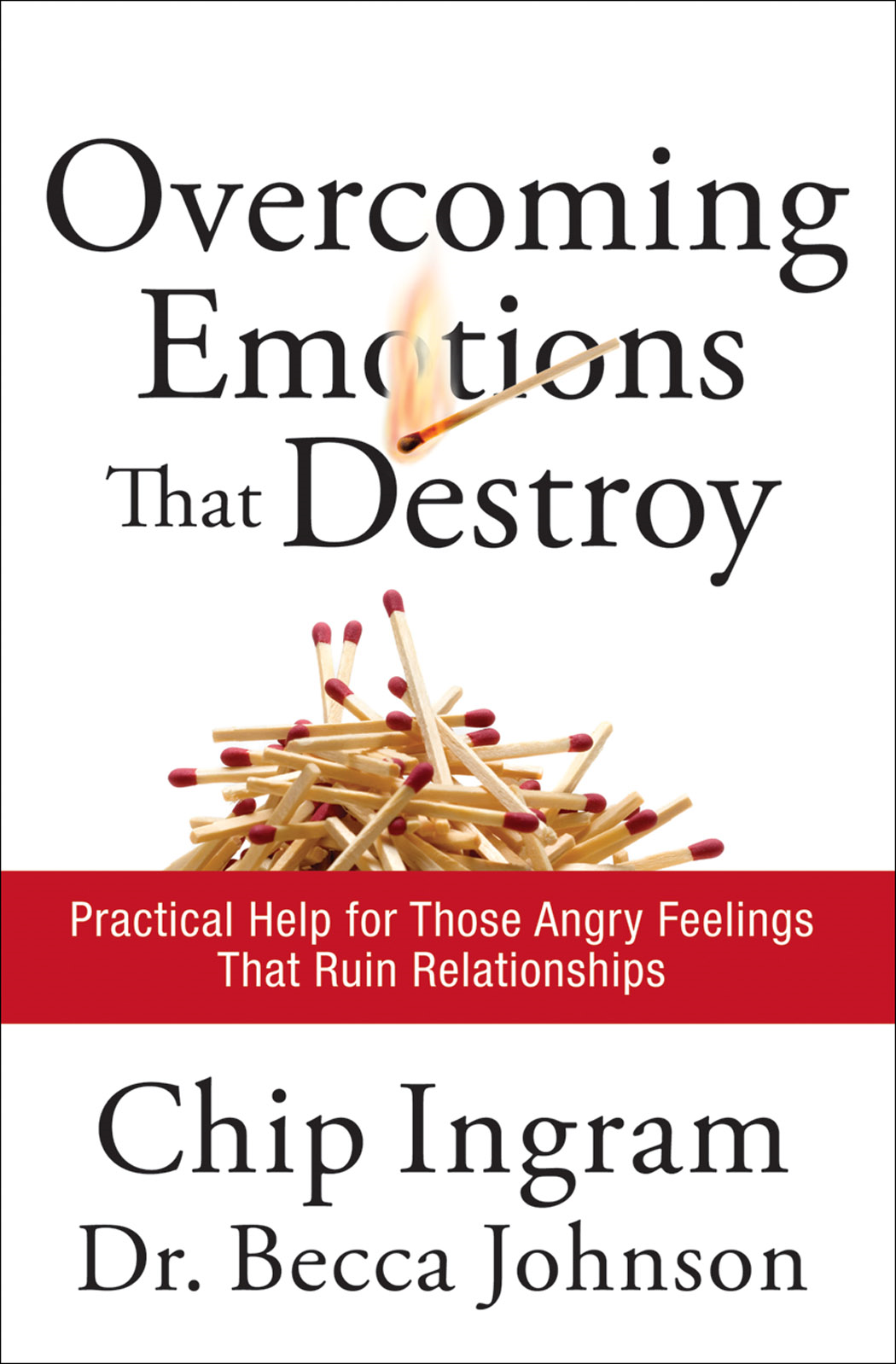 Overcoming Emotions that Destroy By: Becca Johnson,Chip Ingram
