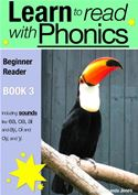 download Learn to Read with Phonics - Book 3 book