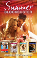 Summer Blockbuster 2013/more Than A Convenient Marriage?/branded By A Callahan/undercover Texas/the Rancher's Homecoming