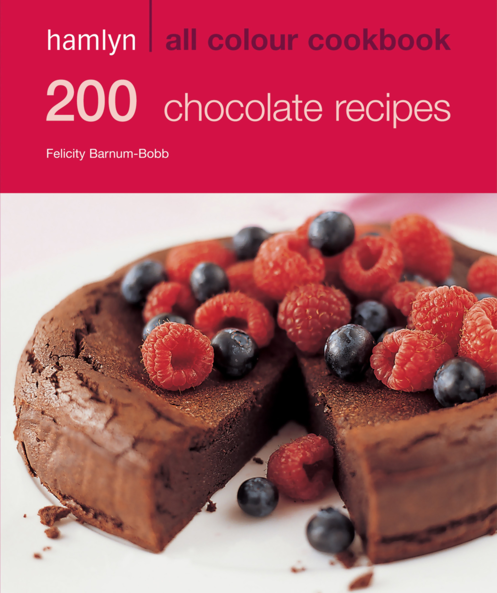 200 Chocolate Recipes Hamlyn All Colour Cookbook