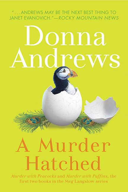 A Murder Hatched By: Donna Andrews