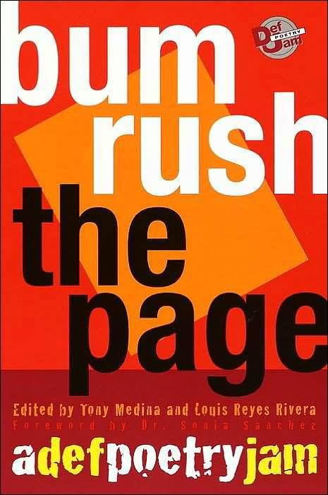 Bum Rush the Page By: