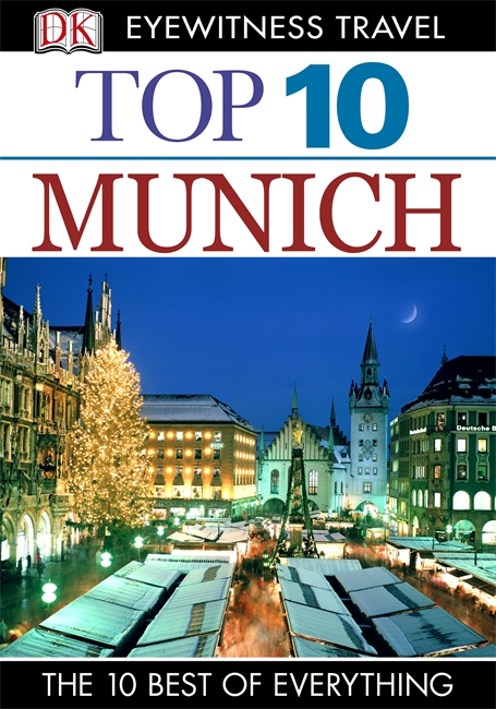 Top 10 Munich By: Elfie Ledig