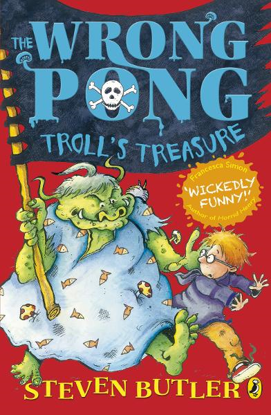 Wrong Pong: Troll's Treasure