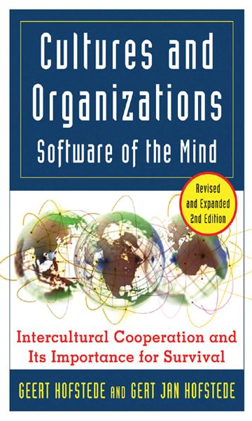 Cultures and Organizations : Software for the Mind: Software for the Mind