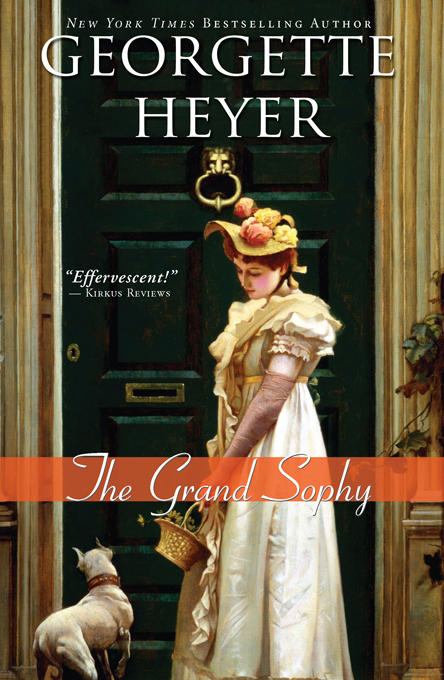 Grand Sophy By: Georgette Heyer
