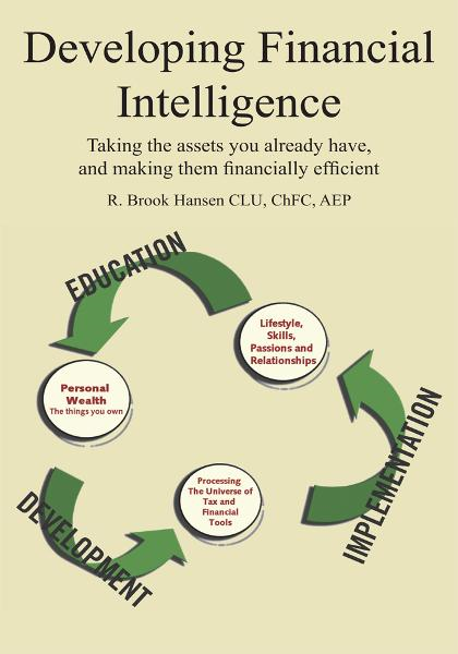 Developing Financial Intelligence By: R. Brook Hansen CLU, ChFC, AEP