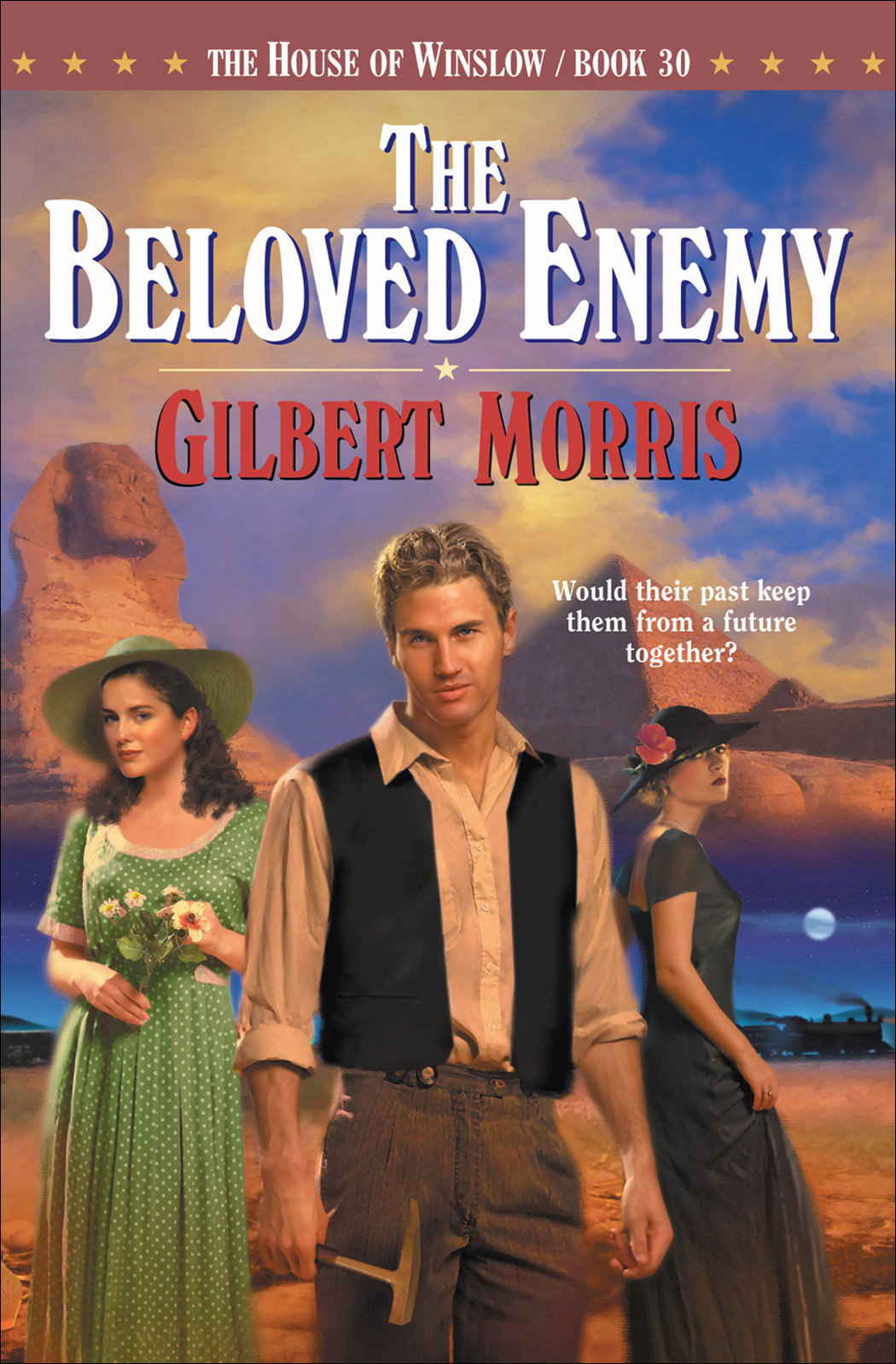 Beloved Enemy, The (House of Winslow Book #30)