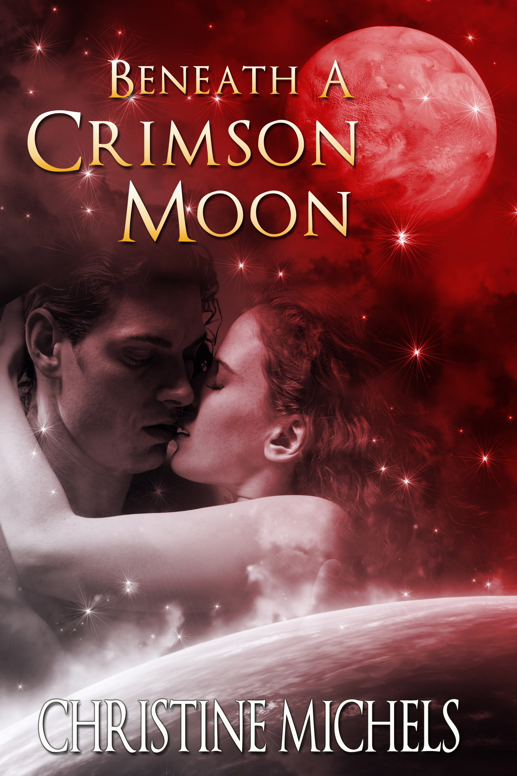Beneath A Crimson Moon