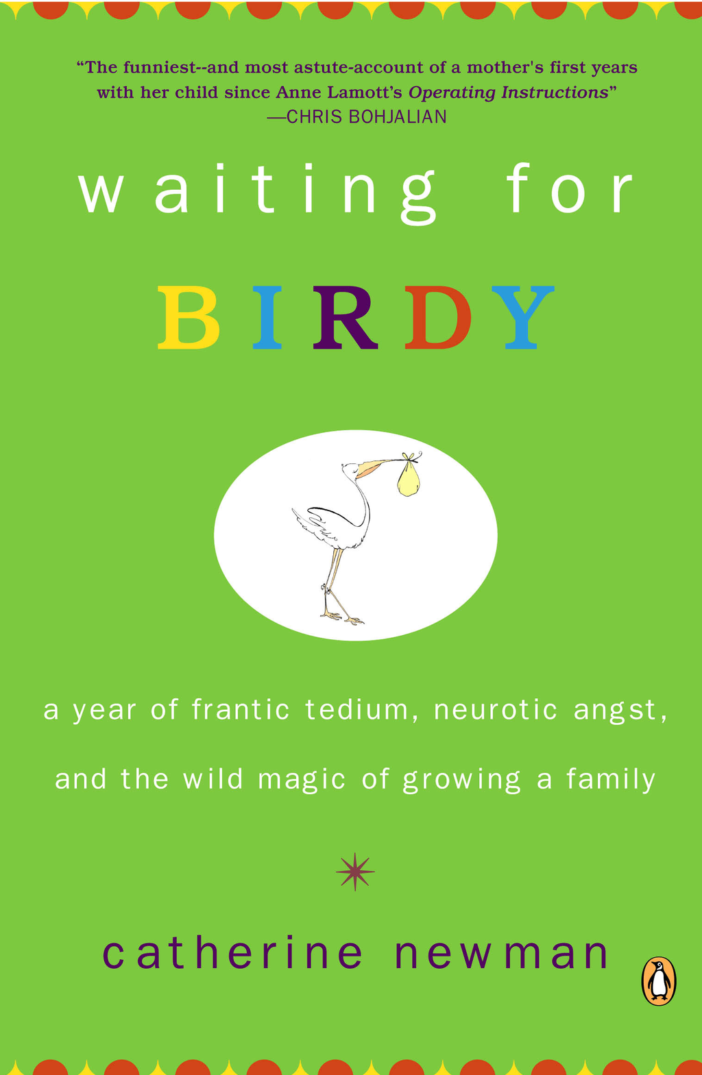 Waiting for Birdy By: Catherine Newman