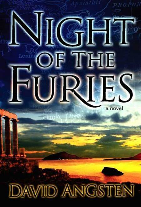 Cover Image: Night of the Furies