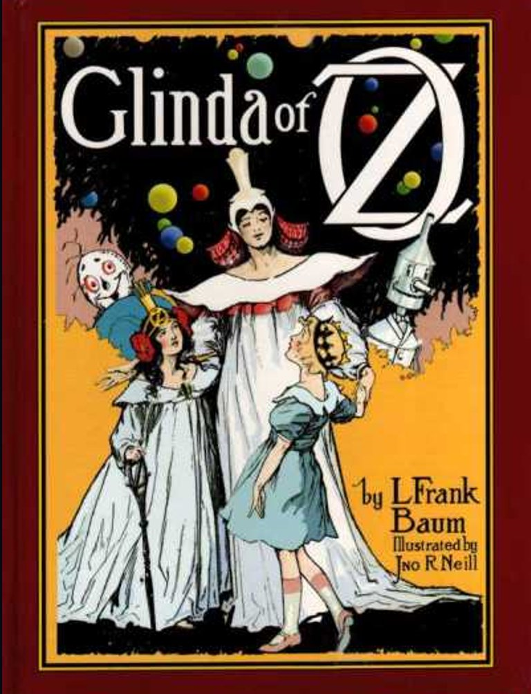 Glinda of Oz By: L Frank Baum