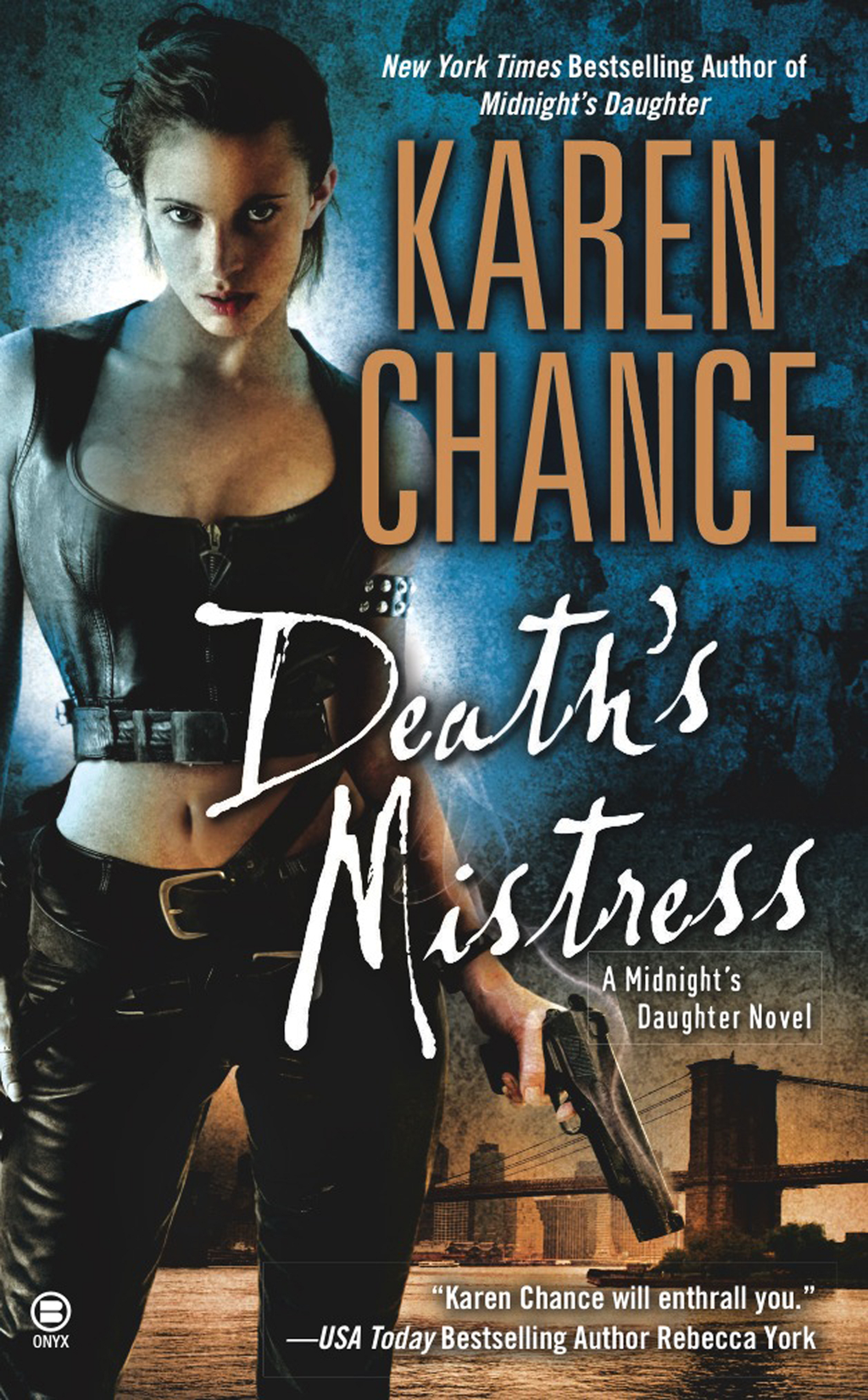 Death's Mistress By: Karen Chance