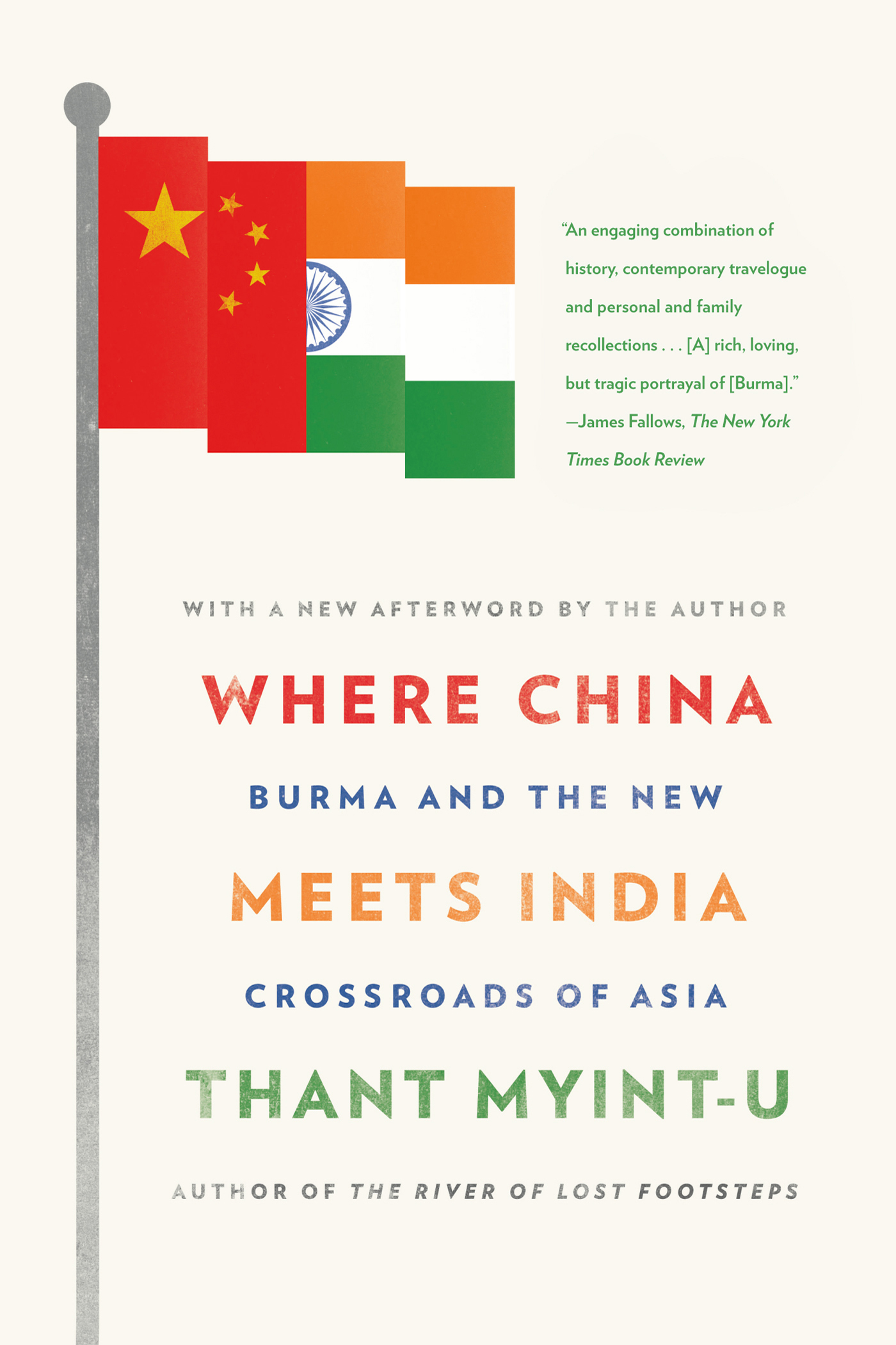 Where China Meets India By: Thant Myint-U