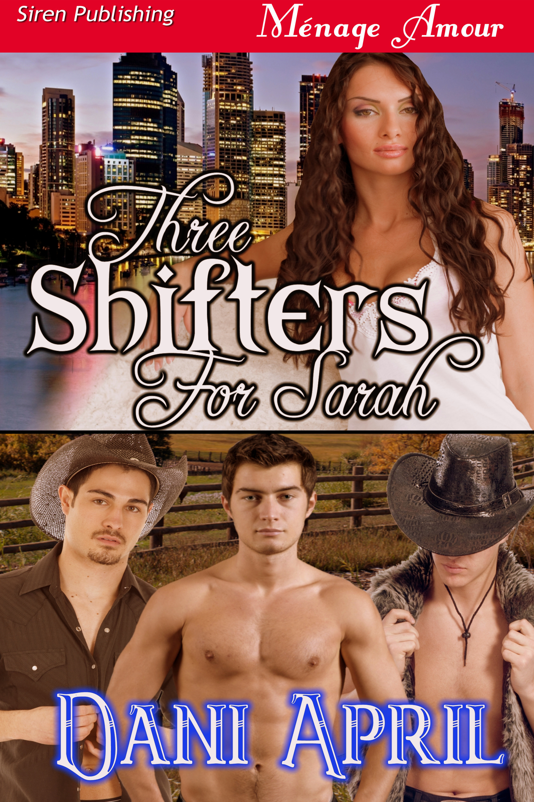 Three Shifters for Sarah