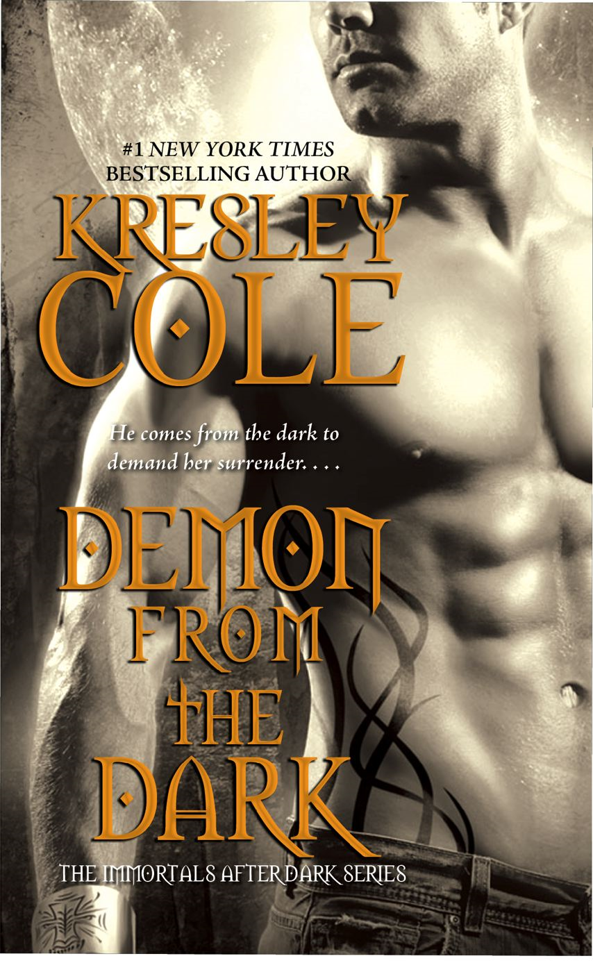 Demon from the Dark By: Kresley Cole