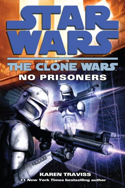 Cover Image: No Prisoners: Star Wars (The Clone Wars)