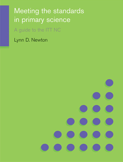 Meeting the Standards in Primary Science