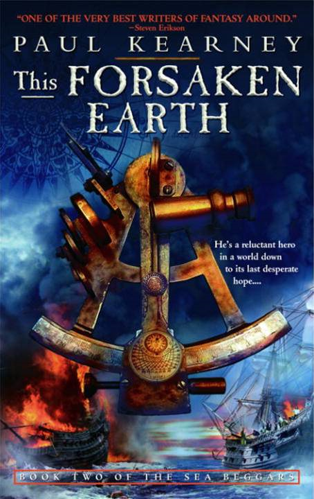 This Forsaken Earth By: Paul Kearney