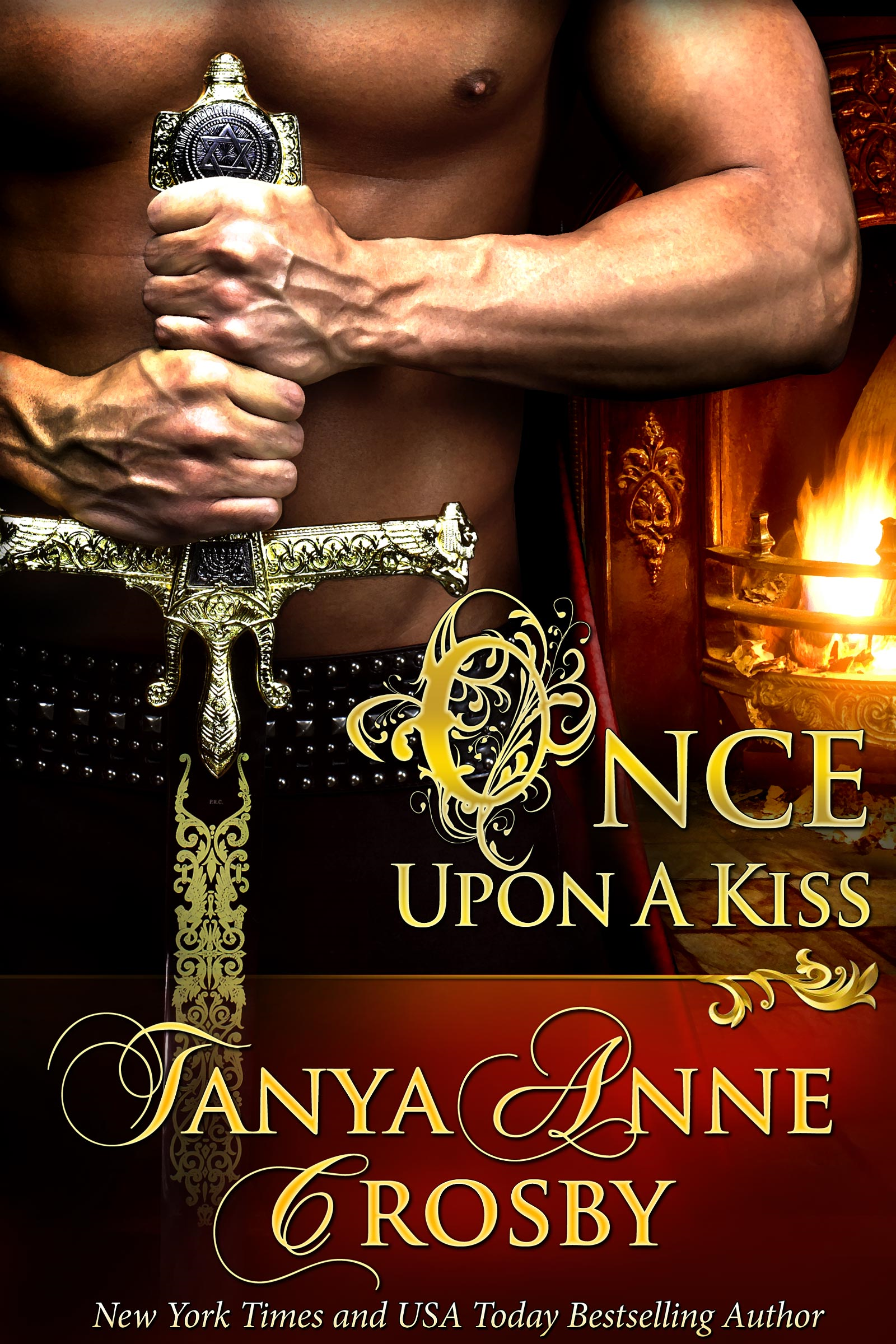 Once Upon a Kiss By: Tanya Anne Crosby