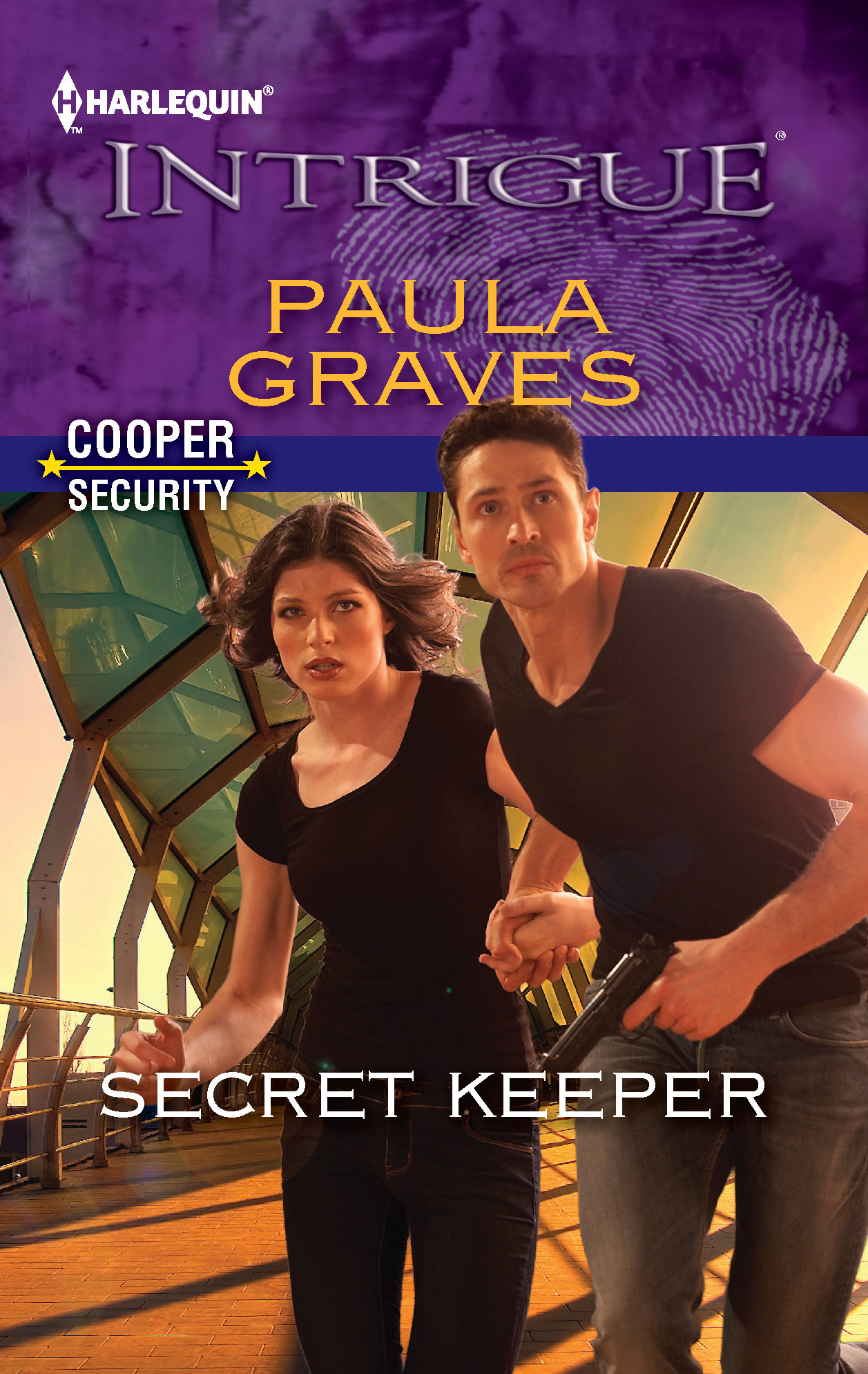 Secret Keeper By: Paula Graves