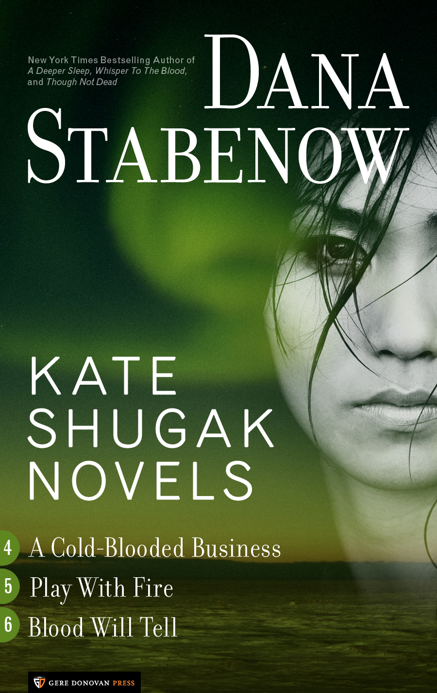 The Kate Shugak Novels, Vol. 2