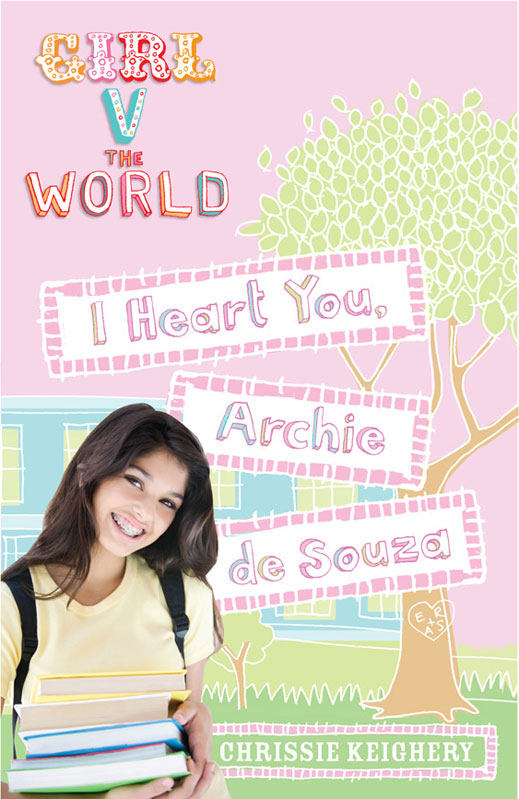 Girl V the World: I Heart You, Archie de Souza